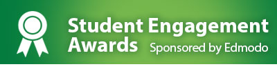 Student Engagement Awards Sponsored by Edmodo